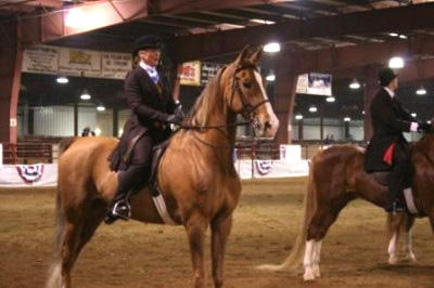 Cassie Howard and Hunka at Their Debut